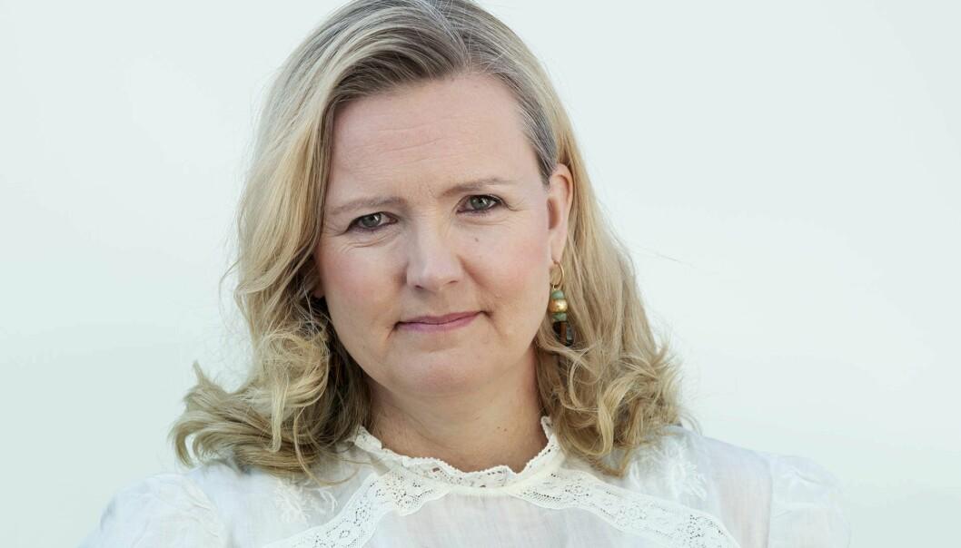 Redaktør Vibeke Holth i Kapital.