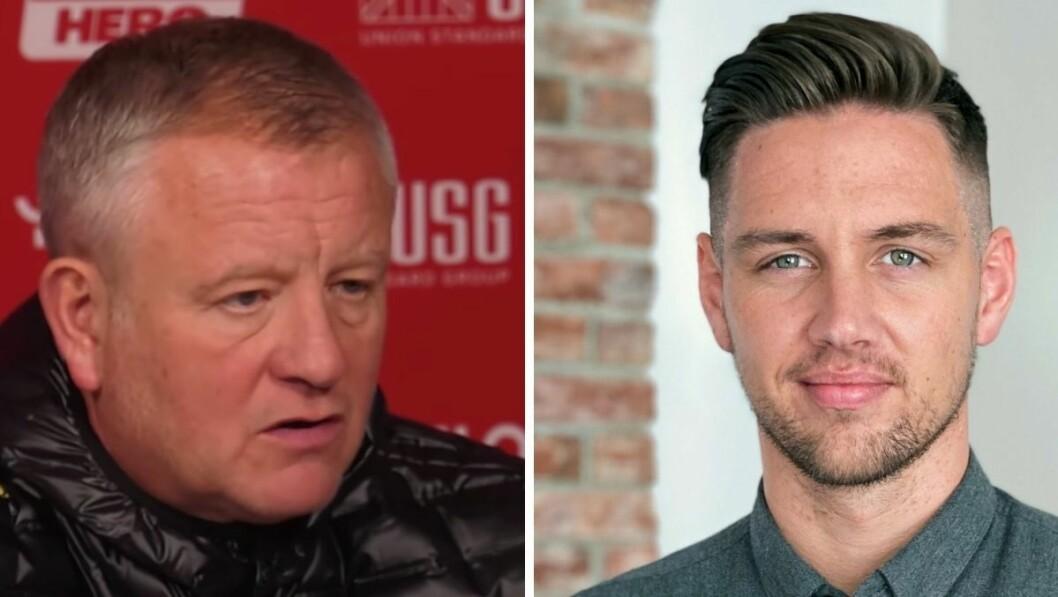 Sheffield United-manager Chris Wilder var raskt ute med å rette på TV 2-reporter Per Atle Karlsen, da han ikke brukte klubbens fulle navn i et spørsmål.