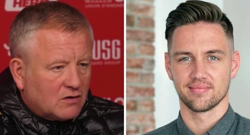 Premier League-manager irettesatte TV 2s-reporter: – Du sier ikke det til Solskjær, gjør du?