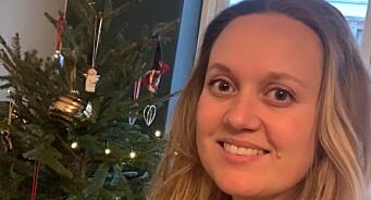Julie Lundgren gikk på videochat-smell: – Nesten alle andre hadde skrudd av kameraet