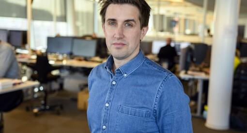 Marcus Husby: – Det er altfor mange hvite, privilegerte og gamle menn i mediebransjen