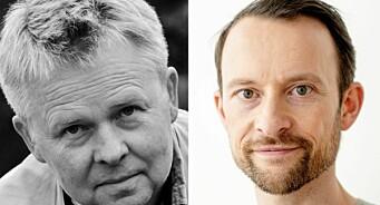 Are Stensås (53) og Frode Buanes (39) nye ledere i Dagens Næringsliv