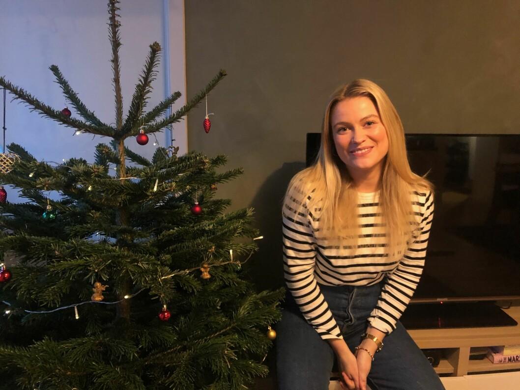 Konstituert religionsredaktør i Vårt Land, Elise Kruse.