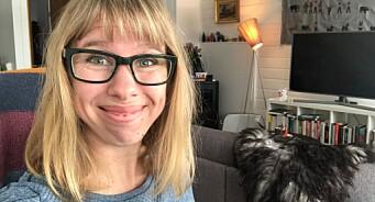 Anniken Renslo Sandvik (35) blir nyhetsredaktør i Nidaros
