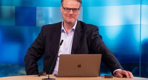 Hallvard Sandberg ble rikskjendis i kriseåret: – Veldig takknemlig for å ha en rolle