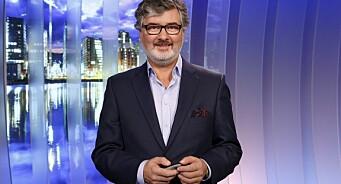 Bjørn Johann Rief kjenner på ansvaret som NRKs kanalvert på julaften: – Vi har en misjon
