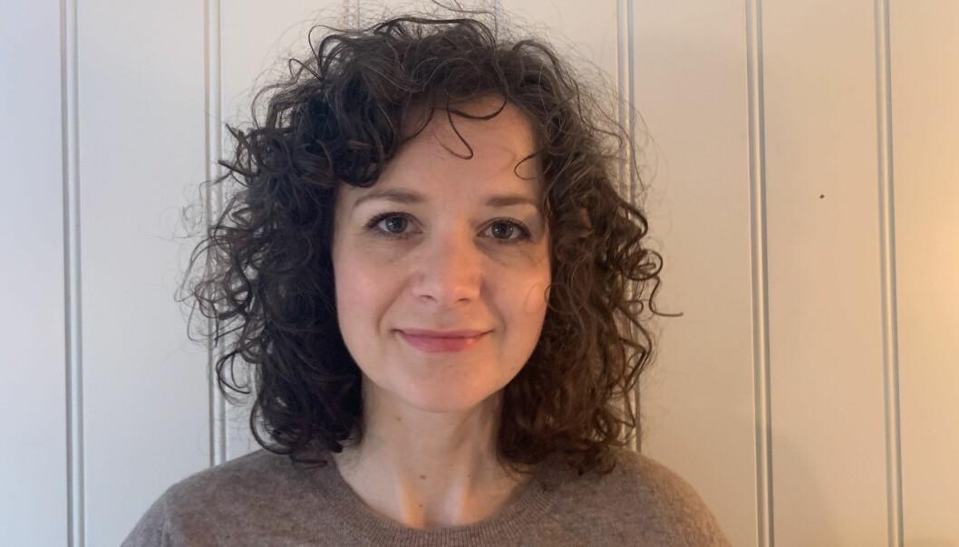 HR-leder i Schibsted, Rebekka Eldøy.