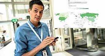 VG utvider koronaspesialen: – Flytter standarden for digital historiefortelling