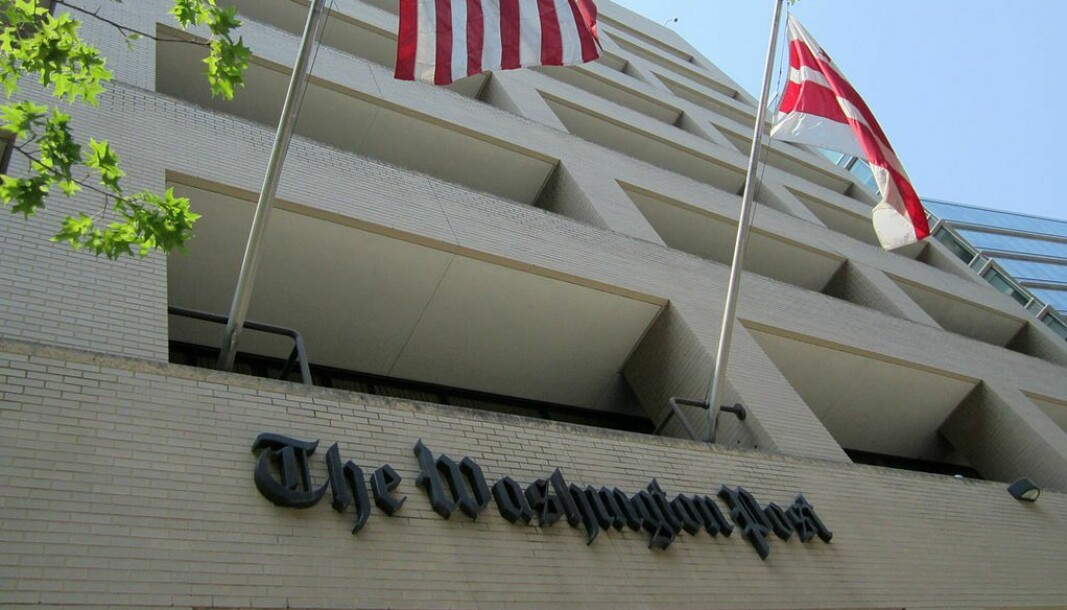 Washington Post-bygget.