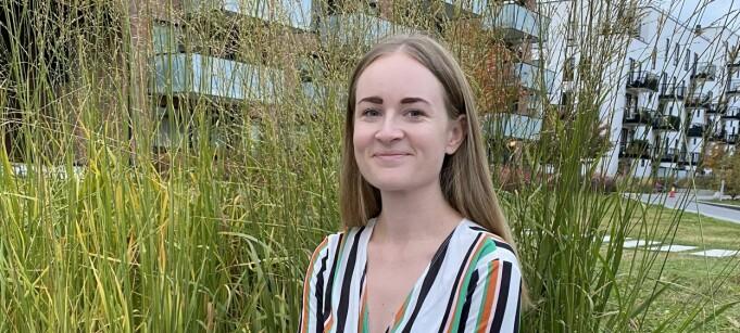 Hun selger flest artikler hos Aftenposten. Nå går Elise Rønnevig Andersen til E24