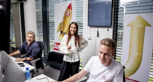 Aldri har flere lest Dagbladet på mobil: – Vi er utrolig glade
