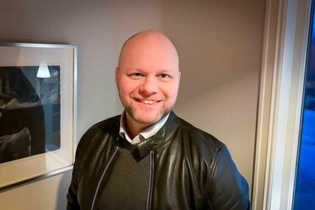 Espen Bless Stenberg blir ny sjefredaktør i Bodø Nu.