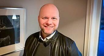 Espen Bless Stenberg blir ny sjefredaktør i Bodø Nu