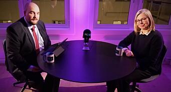 Trine Eilertsen fikk bare noen måneder i sjefsstolen før korona: Slik var 2020 for Aftenposten