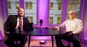 NRK-sjef Thor Gjermund Eriksen letter på sløret om lederlønninger, kriseåret og kampen mot globale giganter