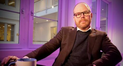 VGs sjefredaktør: – 2020 har vært det mest meningsfulle året jeg har hatt som journalist og redaktør