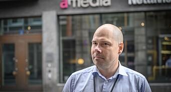 Amedia-sjefen er ikke i tvil om at avisene vil kutte i frekvens fremover