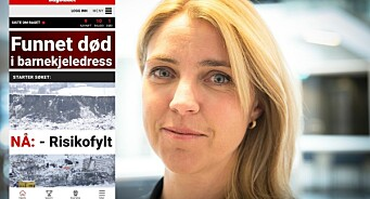 Dagbladet-oppslag skapte reaksjoner - nå klages de inn for PFU:– Ubegripelig nedrig