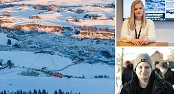RB-journalistene var først på katastrofestedet i Gjerdrum: – Det var uvirkelig