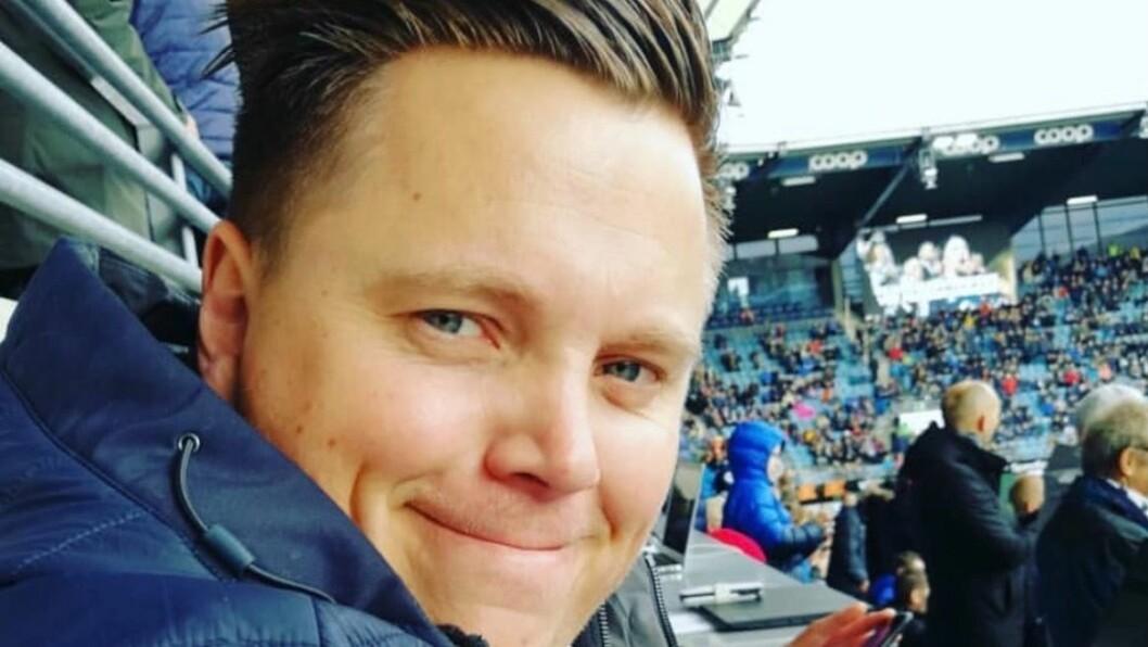 Kjetil Flygind har fått fast jobb som sportsjournalist i Stavanger Aftenbladet.