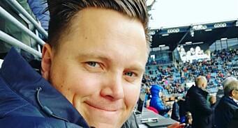 Kjetil Flygind har fått fast journalist-jobb i Aftenbladet