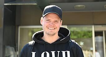 Dennis Labourée Fossen (25) er ny vaktsjef i ABC Nyheter