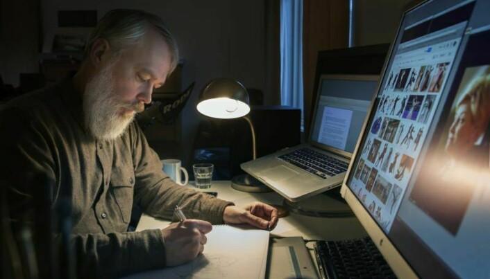 Marvin (58) har tegnet for BT i 30 år. Nå går han til Aftenposten: – Det de gjør er unikt