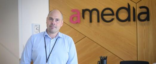 Amedia-sjefen har fortsatt tillit til Arne Reginiussen