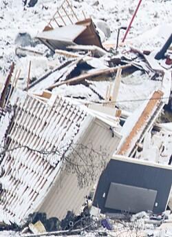 NRK fjerner jordskjelvfilm etter Gjerdrum-skredet