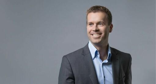 Frank Støyva Emblem (46) er ny direktør for lokale mediehus i Sunnmørsposten