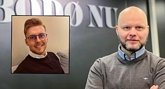 Truls Naas går fra TV 2 til Bodø Nu