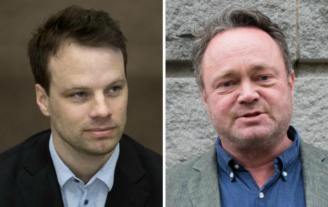 Stortingsrepresentant Jon Helgheim vil ikke beklage at han kalte TV 2 og korrespondent Fredrik Græsvik «fake news»  i sommer.