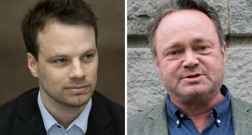 Helgheim vil ikke beklage at han kalte TV 2 og Fredrik Græsvik for «fake news»: – Helt meningsløst