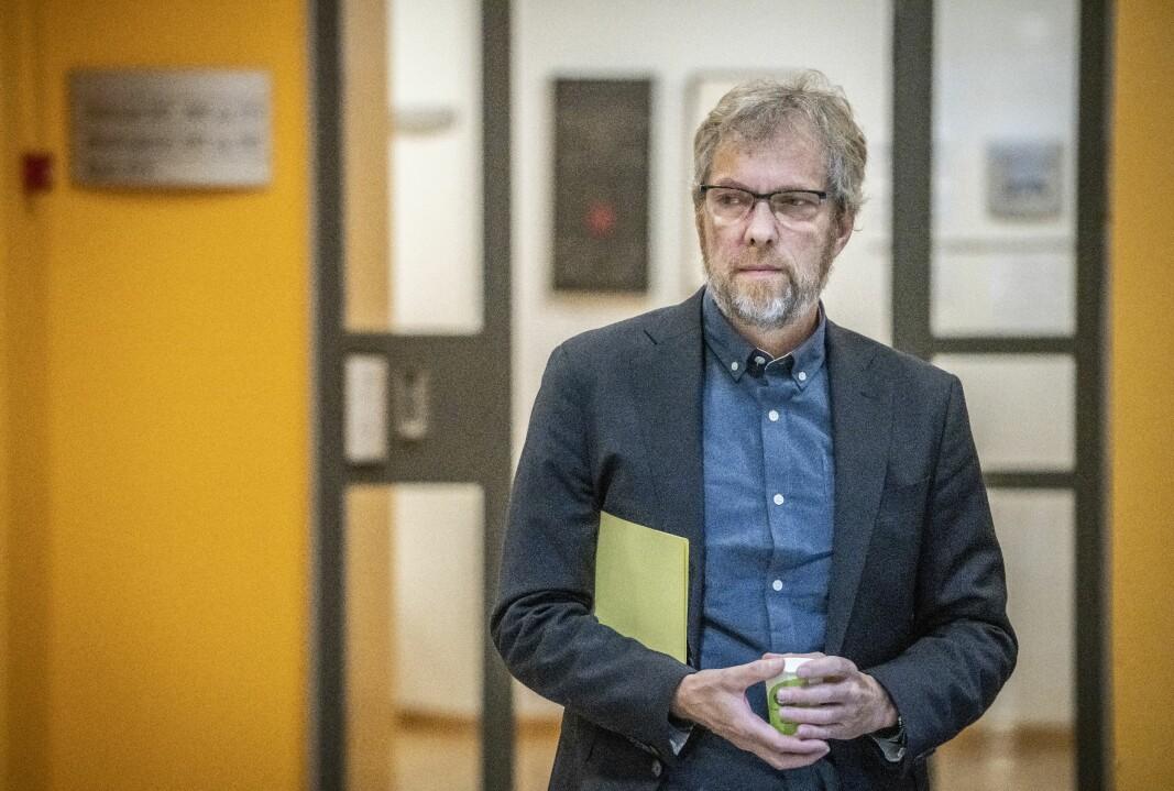 NRK nektesinnsyn omportforbud