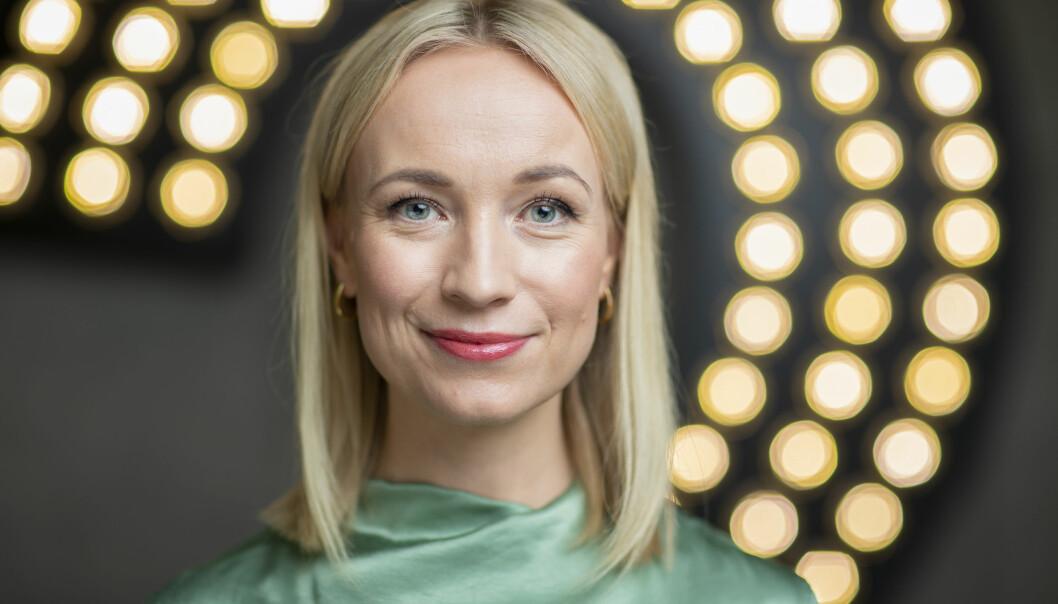 Linn Wiik, programleder i TV 2 og spaltist i Medier24.