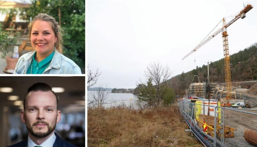 Marianne Wilhelmsen og Harald Jacobsen mener mediedekningen av byggingen av minnesmerket ved Utøya har vært for lite balansert.