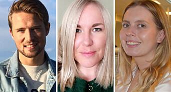 Avisa Oslo ansetter tre nye frontsjefer: – Drømmejobben