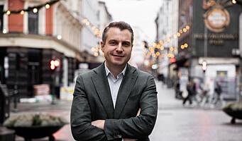 Han skal bistå med lanseringen av strømmetjenesten Paramount+ i Norge