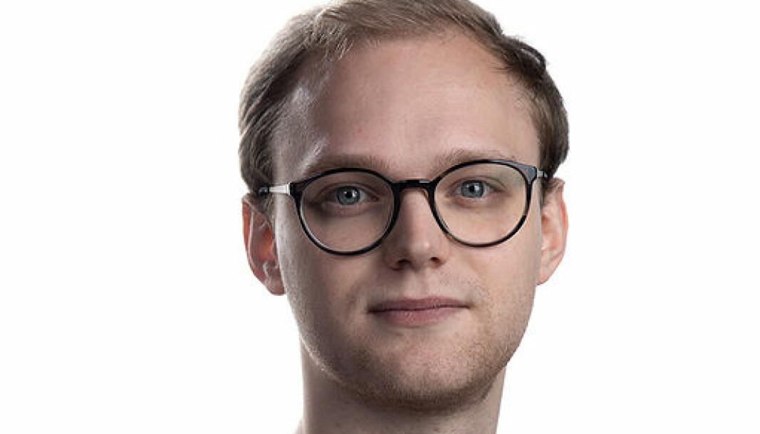 Halvard Alvheim Vegum (26) er blitt fast ansatt i Bergens Tidende.