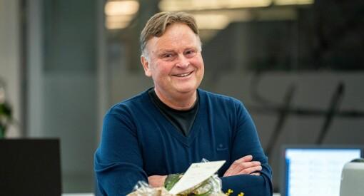 I Aftenbladet beskrives Egil Nærland som en legende - nå slutter han