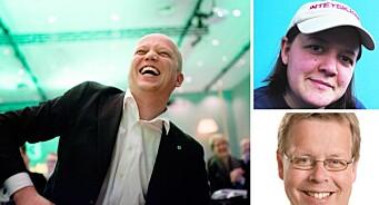Kritiserer NRK for å være PR-avdeling for Trygve Slagsvold Vedum