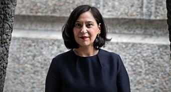 Nazneen Khan-Østrem gjør comeback i Aftenposten. Blir Oslo-kommentator