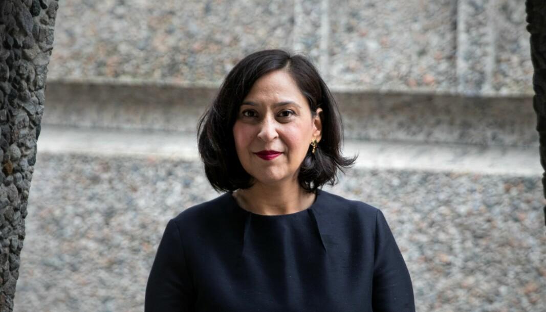 Nazneen Khan-Østrem blir kommentator i Aftenposten