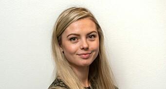 Lisa Granberg Jansen (27) er Oppland Arbeiderblads nye utviklingsredaktør