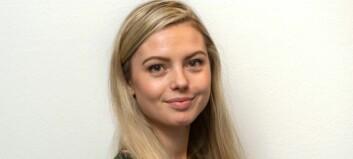 Lisa (27) er OAs nye utviklingsredaktør