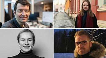 Avisa Oslo ansetter fire breaking-journalister