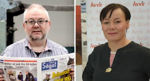 Samiske aviser reagerer på å miste millioner etter nytt vedtak: – Helt umoralsk