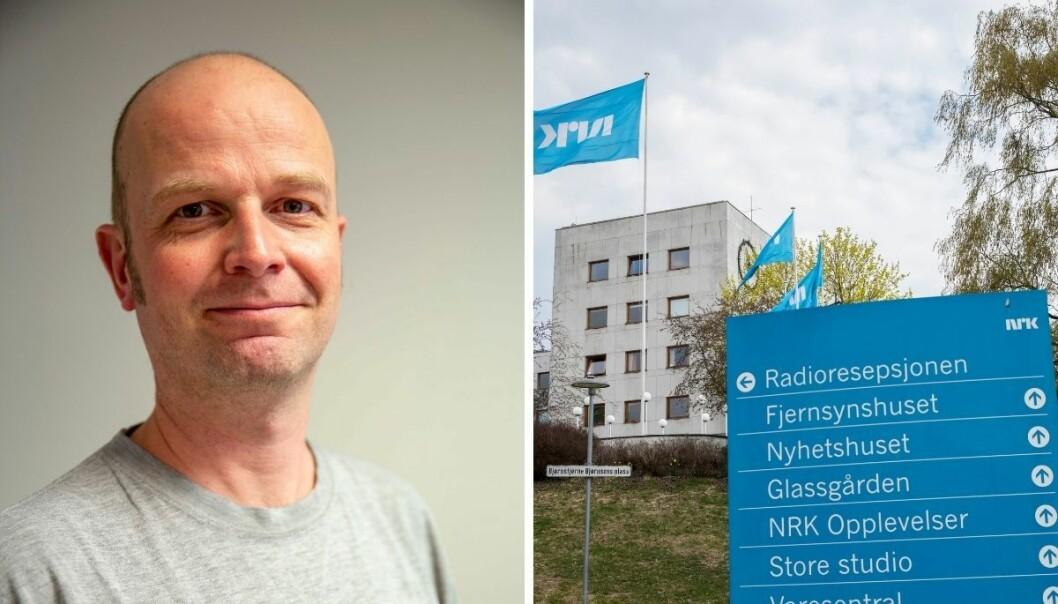 Kjartan Helleve er kritisk til NRKs nynorsktall.
