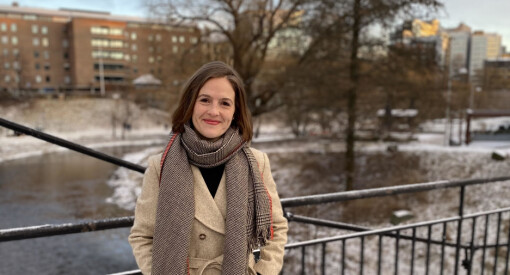 Silje Eggestad (34) har ingen journalistisk bakgrunn. Nå skal hun grave for Filter Nyheter
