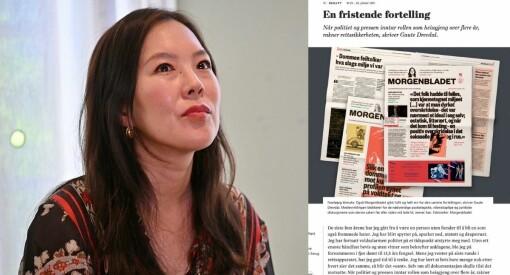 Derfor slipper Morgenbladet Gaute Drevdal til orde igjen: – Har sin fulle rett til å svare